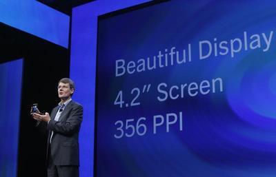 BlackBerry 10 unveiled