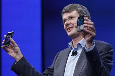 RIM rebrands as BlackBerry; launches nifty new devices