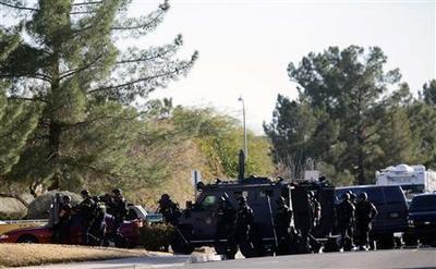 Gunman opens fire in Arizona office building, one dead