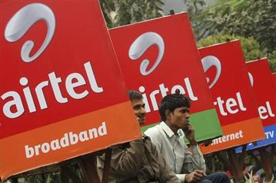 Bharti Airtel Q3 net profit sinks, misses estimates