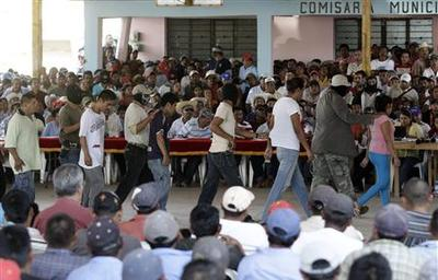 Eye for an eye: rough justice in Mexico's Wild West