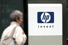 Hewlett-Packard envisage de fermer d'ici fin octobre son site allemand de Rüsselsheim, au sud-ouest de Francfort, dans le cadre d'un plan global de restructuration de ses activités. La fermeture du site se traduira par la suppression d'environ 850 postes. /Photo d'archives/REUTERS/Charles Platiau