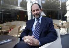 """L'ex magistrato di Palermo e leader di """"Rivoluzione Civile"""" Antonio Ingroia. REUTERS/Tony Gentile"""