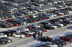 Auto Italia, immatricolazioni gennaio -17,6%, quota Fiat 30,1%. REUTERS/Stringer