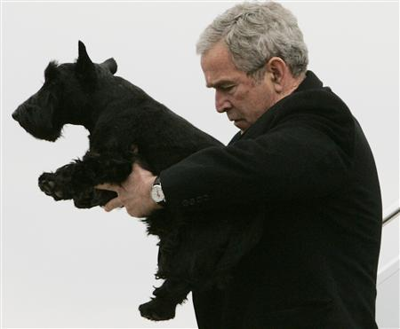 Bush family mourns loss of Barney the dog | Reuters