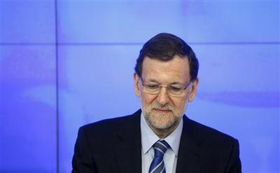 Spain's Rajoy denies wrongdoing in kickbacks scandal