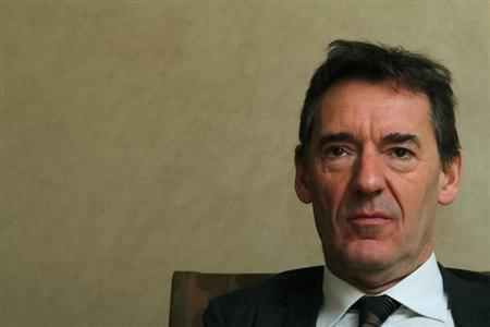 Goldman Sachs Asset Management Chairman Jim O'Neill speaks during the Reuters Investment Outlook Summit in London December 6, 2011. REUTERS/Benjamin Beavan/Files