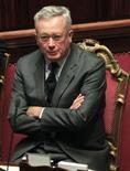 L'ex ministro dell'Economia Giulio Tremonti. REUTERS/Stefano Rellandini