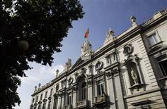 El Tribunal Supremo ha ordenado que Miguel Carcaño, condenado por el asesinato de Marta del Castillo en 2009, corra con los gastos de búsqueda del cadáver de la joven sevillana, según un comunicado judicial difundido el miércoles. En la imagen de archivo, la sede del Tribunal Supremo en Madrid, el 22 de julio de 2009. REUTERS/Susana Vera