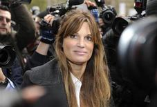 Britain's Jemima Khan, former wife of Pakistani politician Imran Khan, leaves City of Westminster Magistrates Court in central London December 14, 2010. REUTERS/Paul Hackett