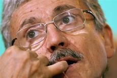 L'ex premier e ministro degli Esteri Massimo D'Alema. REUTERS/Max Rossi