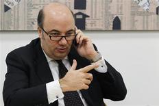 L'ad di Mps Fabrizio Viola. REUTERS/Alessandro Garofalo