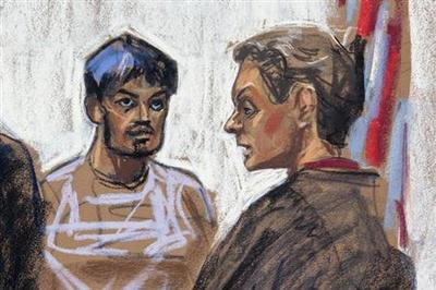 Bangladeshi pleads guilty in plot to bomb New York Fed