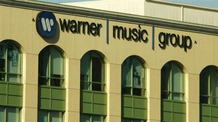 The headquarters of Warner Music Group is pictured in Burbank, California August 5, 2008. REUTERS/Fred Prouser/Files