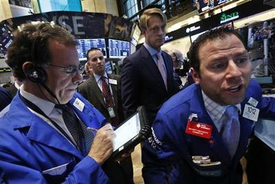 Wall Street ends lower on renewed euro zone fears