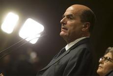 Voto, polemica Bersani-Berlusconi su interventi per occupazione. REUTERS/Quirinale Presidential Office/Handout