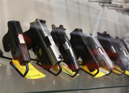 House Democrats unveil gun control package; mirrors Obama's