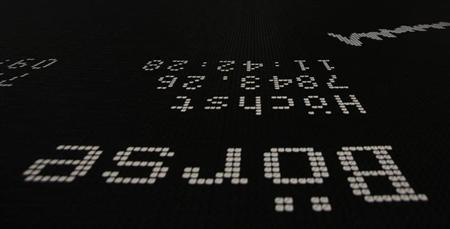 The German share price index DAX board is pictured at the German stock exchange in Frankfurt January 25, 2013. REUTERS/Lisi Niesner (GERMANY - Tags: BUSINESS)