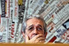 Mps, Saccomanni: entro marzo sanzioni Bankitalia a carico persone fisiche. REUTERS/Alessandro Bianchi