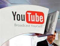 Le tribunal administratif du Caire a ordonné la suspension du service de vidéos en ligne YouTube pour un mois en Egypte pour avoir permis la diffusion d'un film jugé insultant pour le prophète Mahomet, rapportent samedi les médias officiels. /Photo d'archives/REUTERS