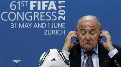 Blatter angry with UEFA over declaration on FIFA reforms