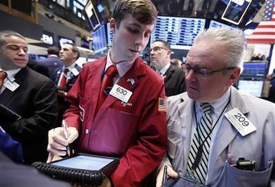 Yen plunges versus dollar, euro; Wall Street steps...