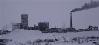 En esta imagen de archivo, una vista general de la mina Vorkutinskaya en la región rusa de Komi, en una fotografía sin fecha proporcionada por e Ministerio ruso de Emergencias el 11 de febrero de 2013. REUTERS/Russian Emergency Ministry/Handout ESTA IMAGEN HA SIDO PROPORCIONADA POR UN TERCERO. REUTERS LA DISTRIBUYE, EXACTAMENTE COMO LA RECIBIÓ, COMO UN SERVICIO A SUS CLIENTES. SÓLO PARA USO EDITORIAL, NI VENTAS NI PARA SU VENTA PARA CAMPAÑAS DE MARKETING O PUBLICIDAD.