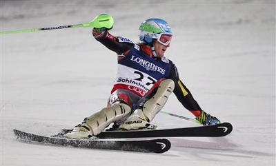 Alpine skiing: Ligety's risk strategy nets second gold