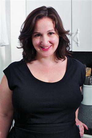 Deb Perelman, 36, author of ''The Smitten Kitchen Cookbook'' is shown in an undated file handout provided by Elizabeth Bick. REUTERS/Elizabeth Bick/Handout