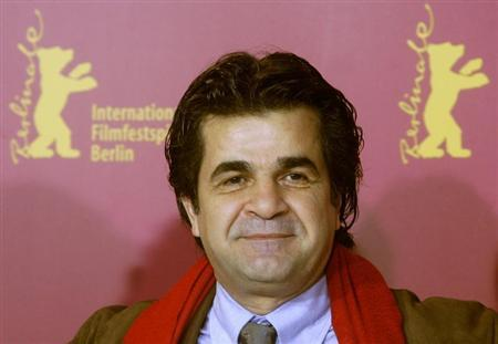 Iranian director Jafar Panahi poses during a photocall to present his film 'Offside' running in competition at the 56th Berlinale International Film Festival in Berlin February 17, 2006.