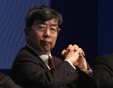 Japan's Vice Minister of Finance for International Affairs Takehiko Nakao attends the Asian Financial Forum in Hong Kong January 14, 2013. REUTERS/Bobby Yip