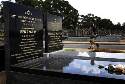 Israel publishes some details as Australian spy...