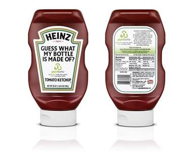 Heinz Ketchup plant bottle is pictured in this handout photo from Heinz. Warren Buffett's Berkshire Hathaway Inc and 3G Capital will buy ketchup and baby food maker H.J. Heinz Co for $23.2 billion in cash, a deal that combines 3G's ambitions in the food industry with Buffett's hunt for growth. REUTERS/Heinz/Handout