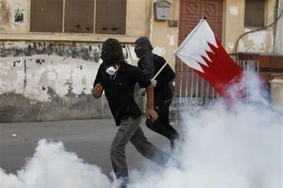 Teen killed in protests on Bahrain revolt anniversary