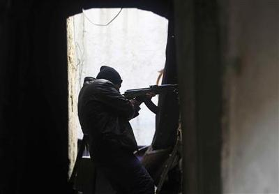 Syrian opposition won't talk to officials linked to...