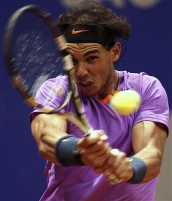 Nadal to meet Nalbandian in Brazil Open final