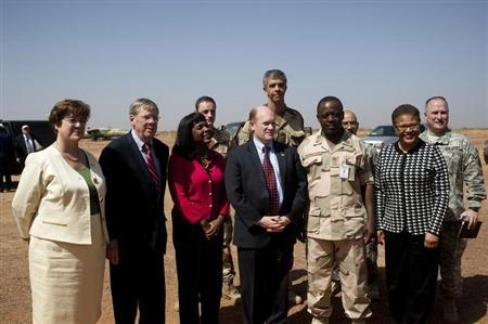 U.S. could resume direct Mali military aid if elections successful