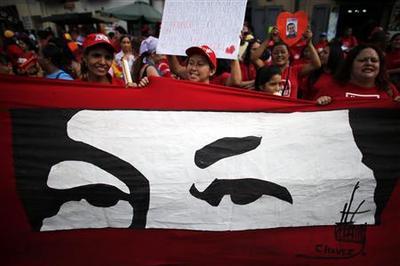 Venezuela's Chavez makes surprise return from Cuba