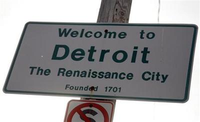 Forget the big comeback; Detroit focuses on what can...