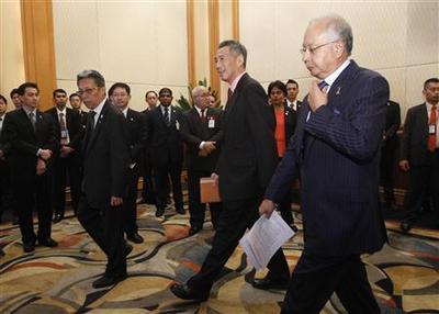 Singapore, Malaysia agree to high-speed rail link