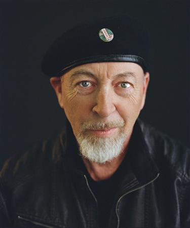 British musician Richard Thompson is seen in an undated publicity photo released February 19, 2013. Thompson, who achieved early fame in the late 1960s as an original member of Fairport Convention, has embarked on a tour - Britain first, followed by a U.S. tour with country singers Emmylou Harris and Rodney Crowell. REUTERS/Pamela Littky-Proper Records/handout