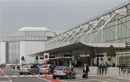 Robbers pull off huge diamond heist at Brussels airport