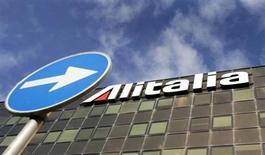 La sede di Alitalia nel gennaio 2006. REUTERS/Staff