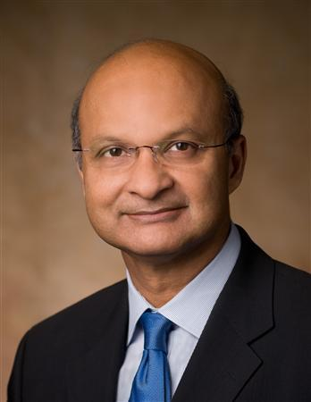 Medtronic CEO Omar Ishrak is pictured in this undated handout photo. REUTERS/Medtronic