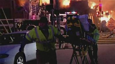 Woman's body pulled from rubble of Kansas City restaur...