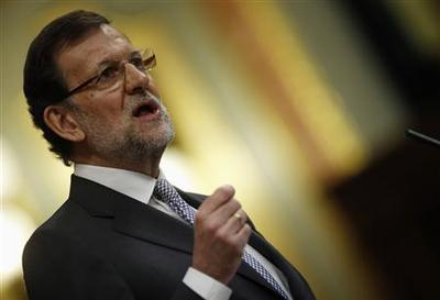 Spain's Rajoy wants growth, without letting up on...