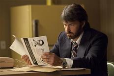 "Ben Affleck in a scene from the film ""Argo."" REUTERS/Claire Folger/Warner Bros Entertainment"