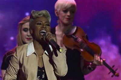 Singer Emeli Sande wins big at predictable BRIT awards