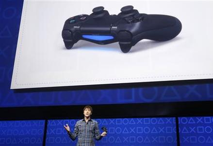 PlayStation 4's lead system architect Mark Cerny speaks during the unveiling of the PlayStation 4 launch event in New York, February 20, 2013. REUTERS/Brendan McDermid