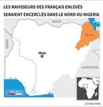 LES RAVISSEURS DES FRANÇAIS ENLEVÉS SERAIENT ENCERCLÉS DANS LE NORD DU NIGERIA